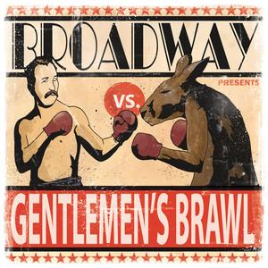 Gentlemen's Brawl Albumcover