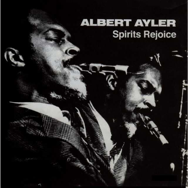 Albert Ayler Music Is The Healing Force Of The Universe