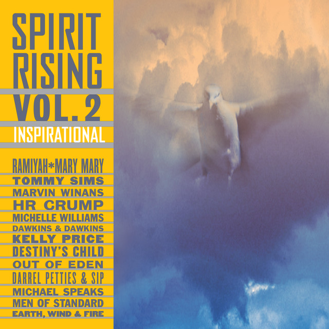 Various Artists Spirit Rising: Vol. II 'Inspirational' album cover