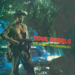 Soul Rebels Albumcover