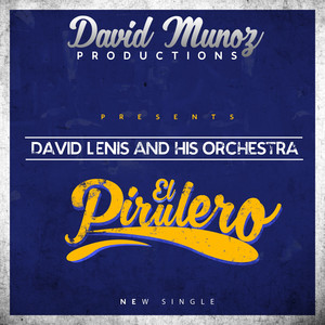 Album cover for David Lenis and His Orchestra by David Lenis and His Orchestra