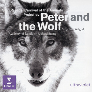 Peter and the Wolf/ Carnival of the Animals Audiobook