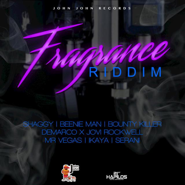 Fragrance Riddim Albumcover