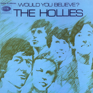 The Hollies Hard Hard Year cover