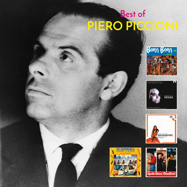 Best of Piero Piccioni