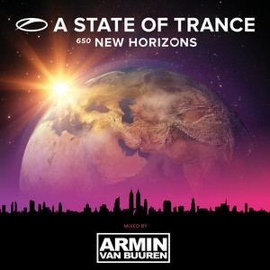 A State Of Trance 650 - New Horizons (Mixed by Armin van Buuren) Albumcover