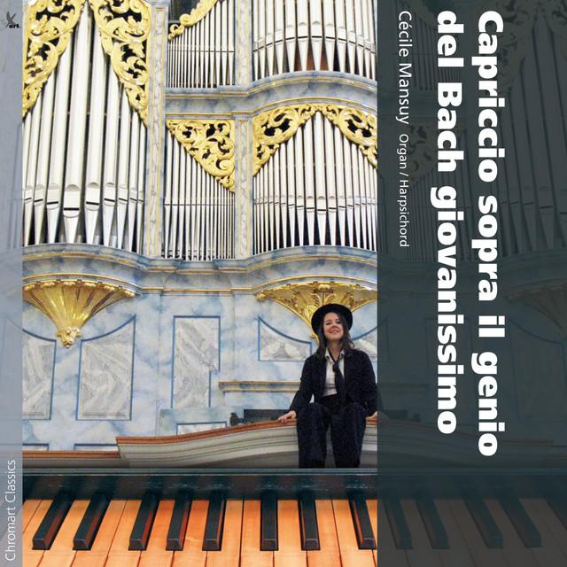 Capriccio sopra il genio del Bach giovanissimo Albumcover