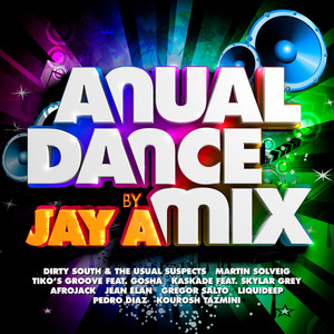 Anual Dance Mix - by Jay A