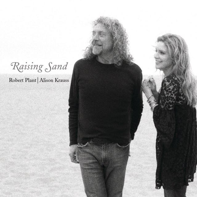 Skivomslag för Robert Plant & Alison Krauss: Raising Sand