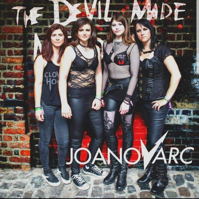 Joanovarc tickets and 2020 tour dates