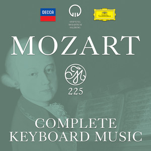 Mozart 225: Complete Keyboard Music Albümü