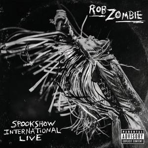 Spookshow International Live Albumcover