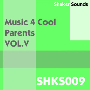 Music 4 Cool Parents - VOL.V Albumcover