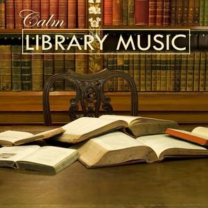 Calm Library music Albumcover