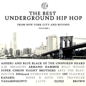 The Best Underground Hip Hop from New York City and Beyond Albumcover