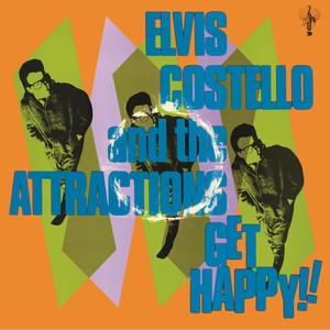 Elvis Costello New Amsterdam cover