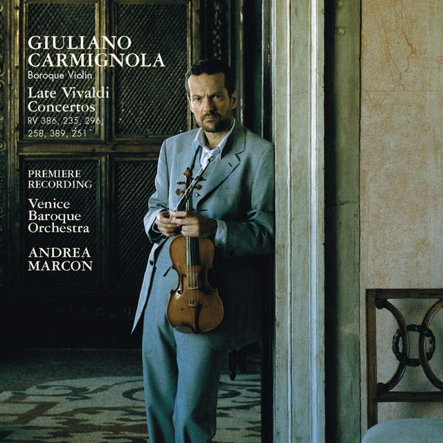 Vivaldi: Le Quattro Stagioni and Three Concertos for Violin and Orchestra Albumcover