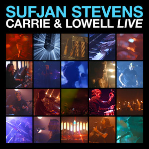 Carrie & Lowell Live album