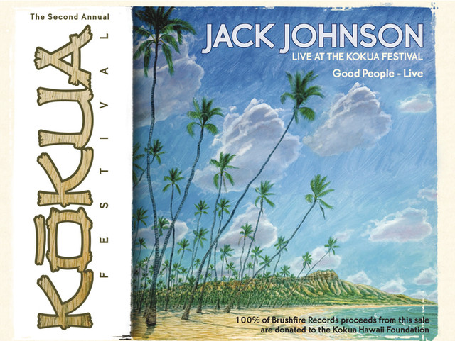 Live From The Kokua Festival Itunes Exclusive By Jack