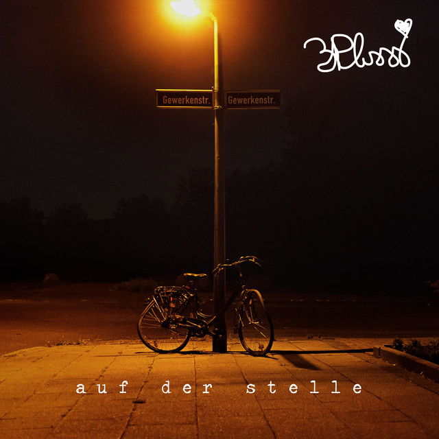 Album cover for Auf der Stelle by 3Plusss