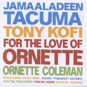 For the Love of Ornette album