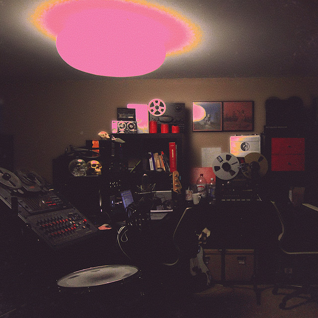 Album cover for Multi-Love by Unknown Mortal Orchestra