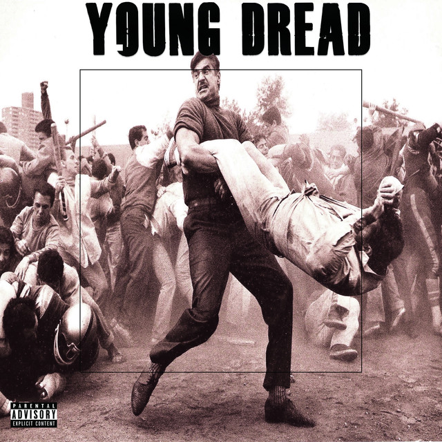 Album cover for Skirmish Altercation by Young Dread