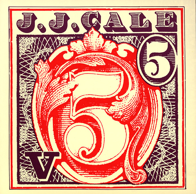 J.J. Cale 5 album cover