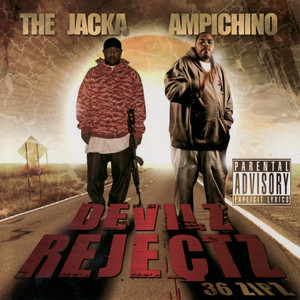 Devilz Rejectz - 36 Zipz Albumcover