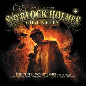 Folge 04: Der Teufel von St. James Audiobook