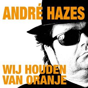 Wij Houden Van Oranje Albumcover