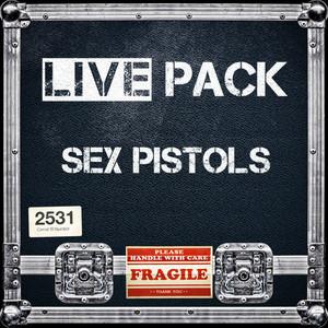 Live Pack - Sex Pistols - EP album