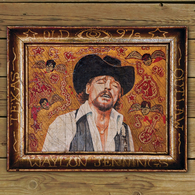 Waylon Jennings, Old 97's Old 97's & Waylon Jennings album cover