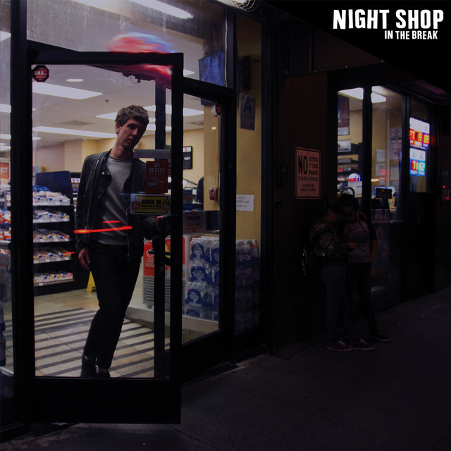 Album cover for In the Break by Night Shop