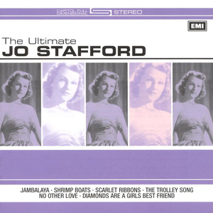Jo Stafford The Trolley Song cover