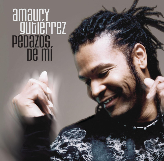 Amaury Gutiérrez Pedazos De Mi album cover