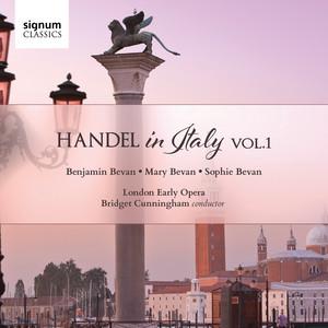 Handel in Italy, Vol. 1 album