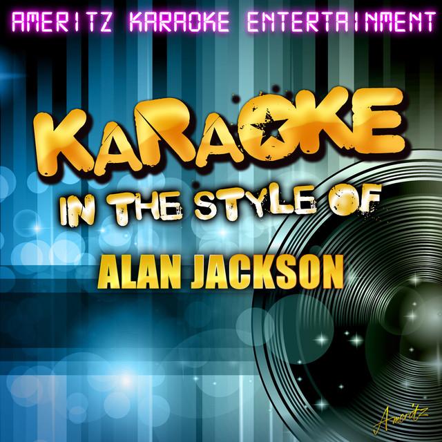 more by ameritz karaoke entertainment - Alan Jackson Honky Tonk Christmas