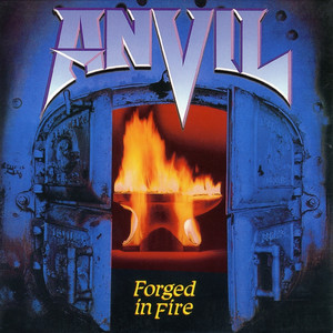 Anvil Forged in Fire cover