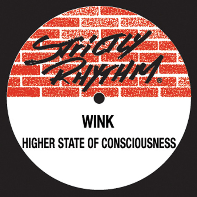 Higher state of consciousness album by wink lyreka for Best acid house albums