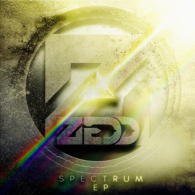 Zedd Spectrum EP album cover