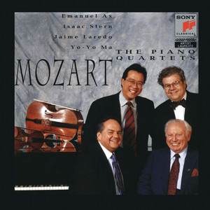Mozart: Piano Quartets (Remastered) Albumcover