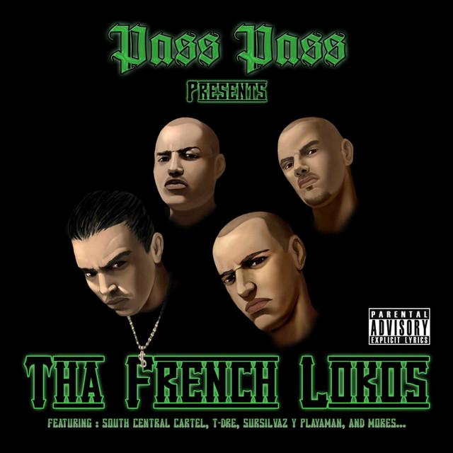 Pass Pass Pass Pass Tha French Lokos album cover