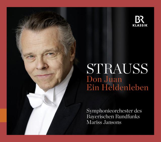 Richard Strauss: Don Juan & Ein Heldenleben (Live) Albumcover