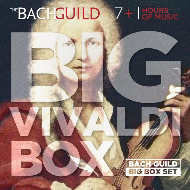 Big Vivaldi Box Albumcover
