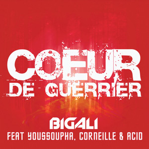 Big Ali  Youssoupha, Corneille, Acid Coeur de guerrier cover