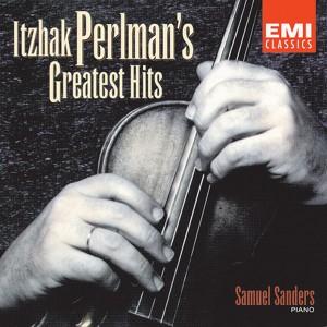 Itzhak Perlman's Greatest Hits Albumcover