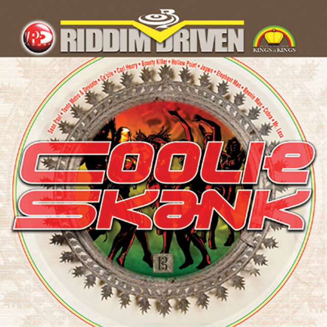Various Artists Riddim Driven: Coolie Skank album cover