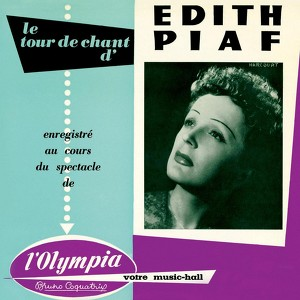 A L'Olympia 1955 Albumcover