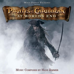 Pirates Of The Caribbean: At World's End Original Soundtrack Albumcover